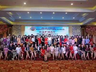 Công ty VT&CB than Đông Bắc tổ chức gặp mặt kỷ niệm 87 năm ngày thành lập Hội LHPN Việt Nam
